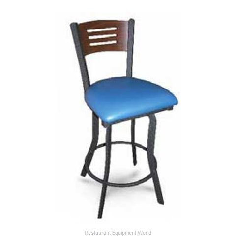 Carrol Chair 3-371-S14 GR3 Bar Stool Swivel Indoor