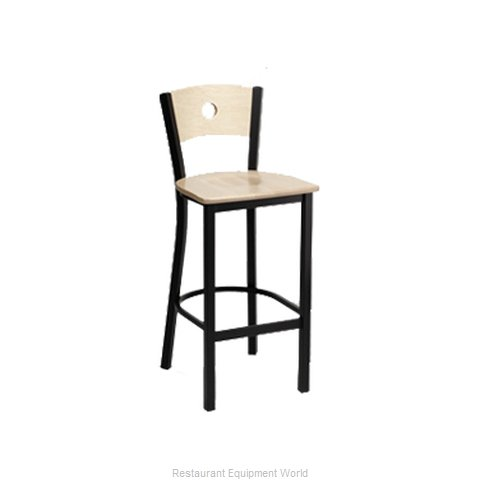 Carrol Chair 3-372 GR6 Bar Stool Indoor (Magnified)