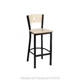 Carrol Chair 3-372 GR6 Bar Stool Indoor