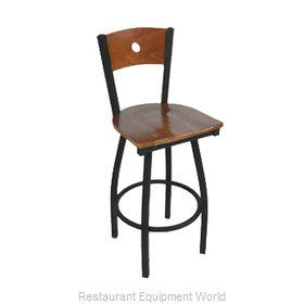 Carrol Chair 3-372-S15 GR2 Bar Stool Swivel Indoor