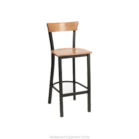 Carrol Chair 3-374 GR1 Bar Stool Indoor (Magnified)