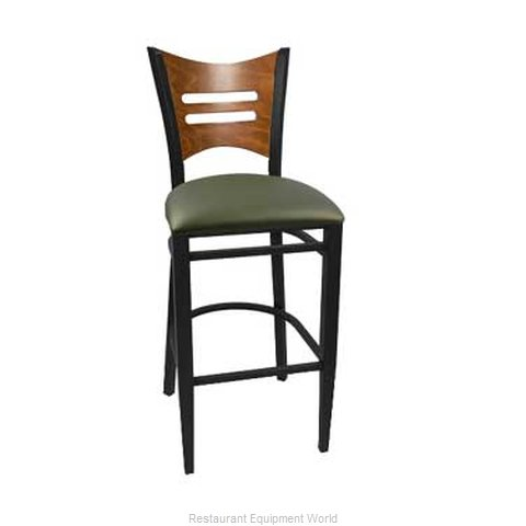 Carrol Chair 3-571 GR1 Bar Stool Indoor (Magnified)