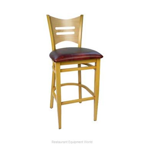 Carrol Chair 3-671 GR3 Bar Stool Indoor (Magnified)