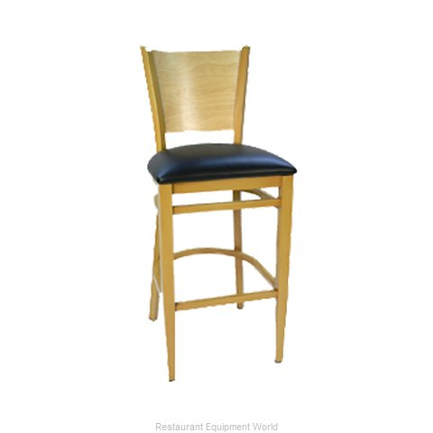 Carrol Chair 3-680 GR3 Bar Stool Indoor (Magnified)