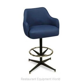Carrol Chair 4-1030 GR3 Bar Stool Swivel Indoor