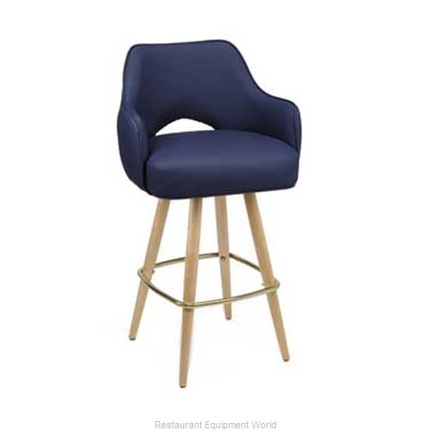 Carrol Chair 4-1121 GR1 Bar Stool Swivel Indoor