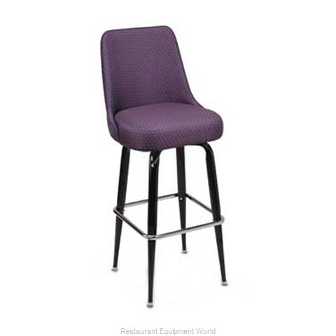 Carrol Chair 4-2310 GR1 Bar Stool Swivel Indoor (Magnified)