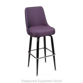 Carrol Chair 4-2310 GR1 Bar Stool Swivel Indoor