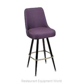 Carrol Chair 4-2311 GR1 Bar Stool Swivel Indoor