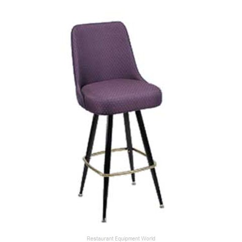 Carrol Chair 4-2311 GR2 Bar Stool Swivel Indoor (Magnified)
