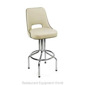Carrol Chair 4-2402 GR3 Bar Stool Swivel Indoor