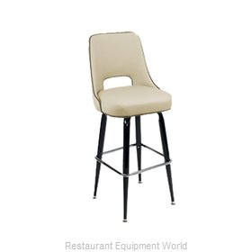 Carrol Chair 4-2410 GR6 Bar Stool Swivel Indoor