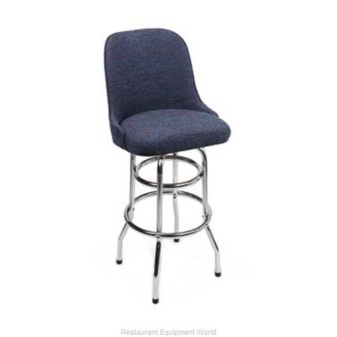 Carrol Chair 4-3301 GR1 Bar Stool Swivel Indoor (Magnified)