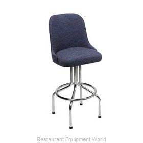 Carrol Chair 4-3302 GR6 Bar Stool Swivel Indoor