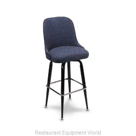 Carrol Chair 4-3310 GR6 Bar Stool Swivel Indoor