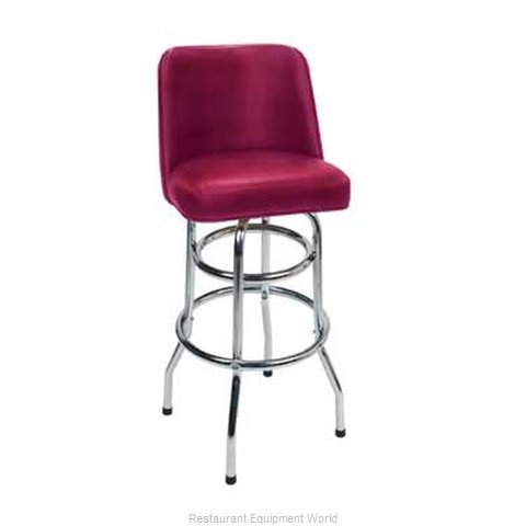 Carrol Chair 4-3501 GR6 Bar Stool Swivel Indoor (Magnified)