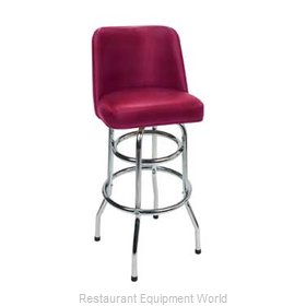 Carrol Chair 4-3501 GR6 Bar Stool Swivel Indoor