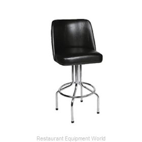 Carrol Chair 4-3502 GR1 Bar Stool Swivel Indoor