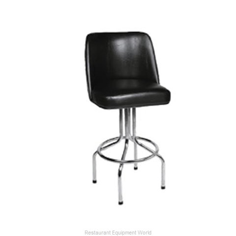 Carrol Chair 4-3502 GR4 Bar Stool Swivel Indoor (Magnified)