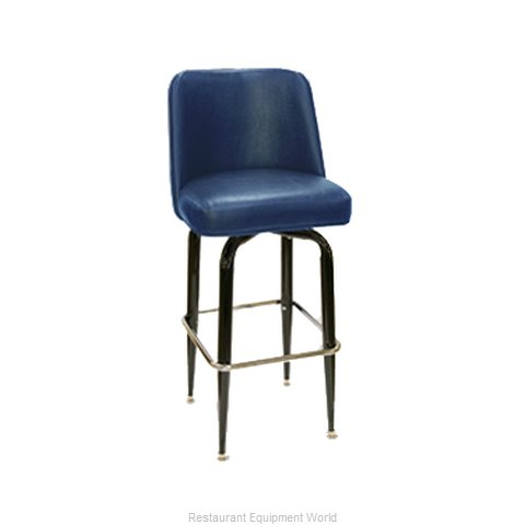Carrol Chair 4-3510 GR6 Bar Stool Swivel Indoor (Magnified)