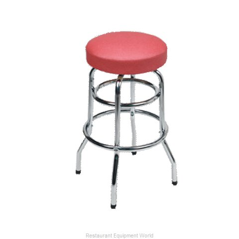 Carrol Chair 4-5601 GR1 Bar Stool Swivel Indoor (Magnified)