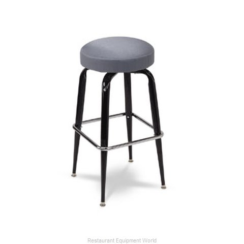 Carrol Chair 4-5610 GR6 Bar Stool Swivel Indoor