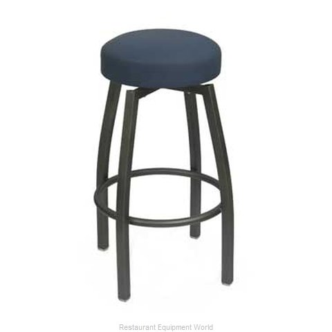 Carrol Chair 4-5615 GR1 Backless Bar Stool (Magnified)
