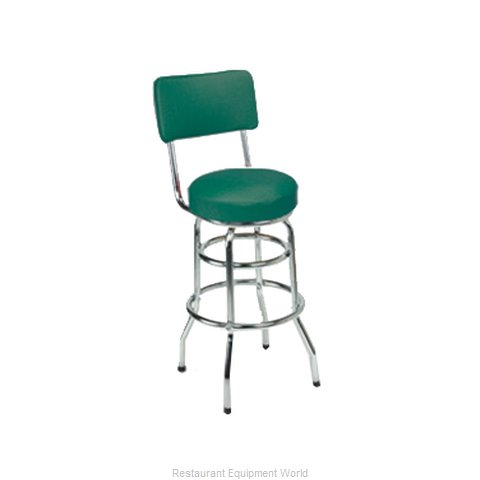 Carrol Chair 4-5701 GR3 Bar Stool Swivel Indoor (Magnified)