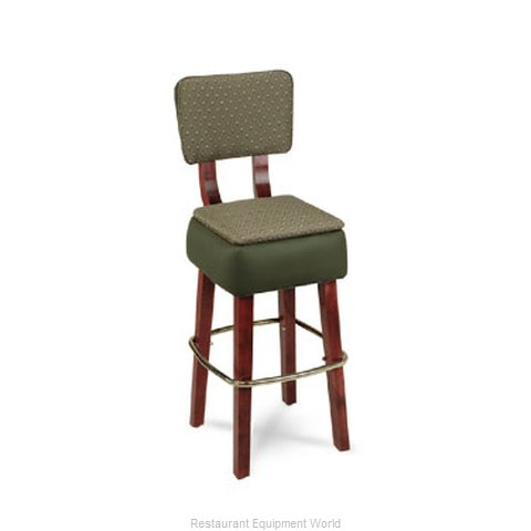 Carrol Chair 4-9720 GR1 Bar Stool Indoor (Magnified)