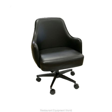 Carrol Chair 5-001 GR6 Chair Lounge Indoor (Magnified)