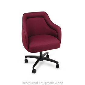 Carrol Chair 5-121 GR3 Chair Lounge Indoor