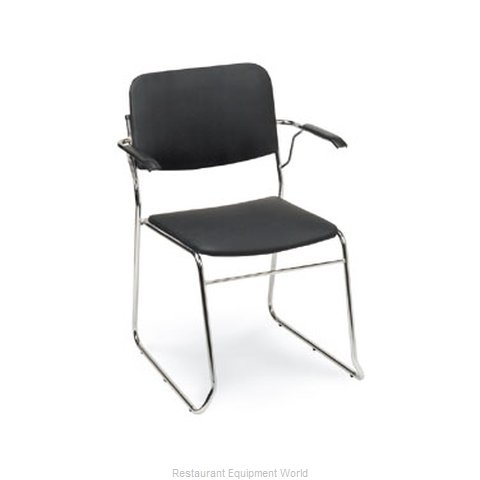 Carrol Chair 6-599 GR6 Chair Armchair Stacking Indoor