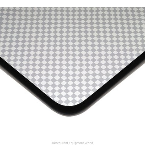Carrol Chair 7-10260R Table Top Laminate (Magnified)