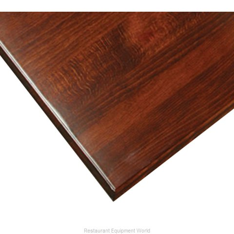 Carrol Chair 7-13048R Table Top Wood (Magnified)
