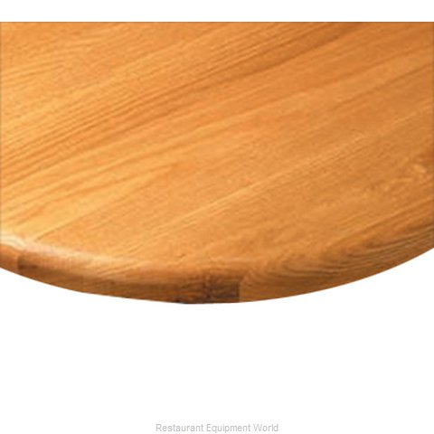 Carrol Chair 7-13124R Table Top Wood (Magnified)