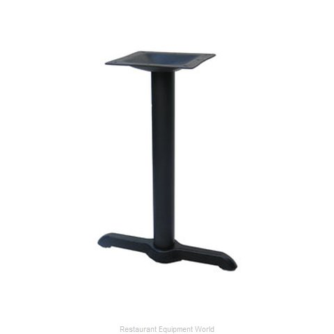 Carrol Chair 7-21322E-30 Table Base Metal (Magnified)