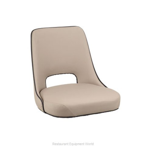 Carrol Chair SEAT 24 GR6 Bar Counter Stool Seat