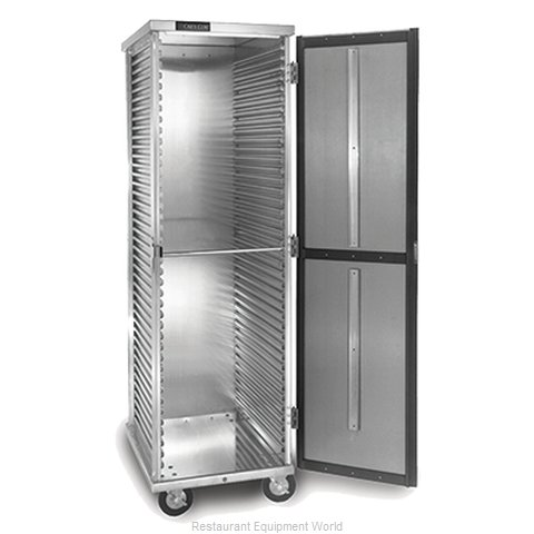 Crescor 100-1833D Bun Pan Rack Cabinet Mobile Enclosed