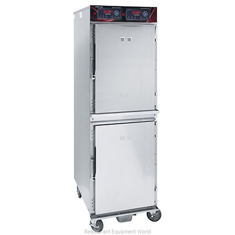 Crescor 1000-CH-AL-2DE Cabinet, Cook / Hold / Oven