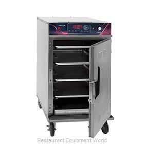 Crescor 1000-CH-SPLIT-STK-SK-DX Cabinet, Cook / Hold / Oven