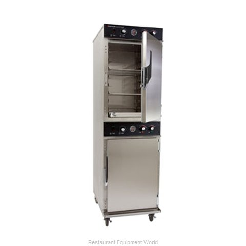 Crescor 1000-CH-SS-D Oven Slow Cook Hold Cabinet Electric
