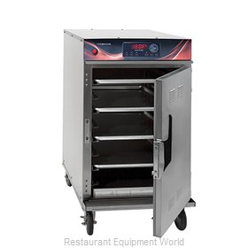 Crescor 1000-CH-SS-SPLIT-DX Cabinet, Cook / Hold / Oven