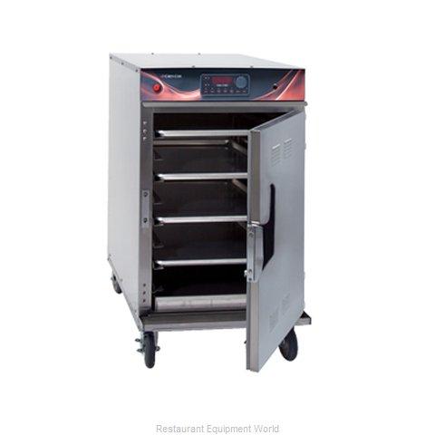 Crescor 1000-CH-SS-SPLIT-STK-DE Cabinet, Cook / Hold / Oven