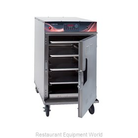 Crescor 1000-CH-SS-SPLIT-STK-DX Cabinet, Cook / Hold / Oven