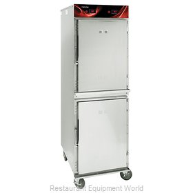 Crescor 1000-HH-SS-2DE Heated Cabinet, Mobile