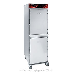 Crescor 1000-HH-SS-2DX Heated Cabinet, Mobile
