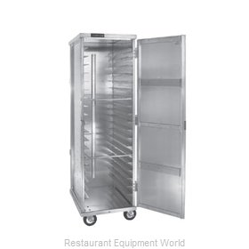 Crescor 101-1820-DSD Cabinet, Enclosed, Bun / Food Pan