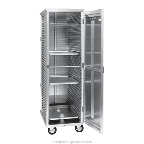 Crescor 102-ST-1841E Cabinet, Enclosed, Bun / Food Pan