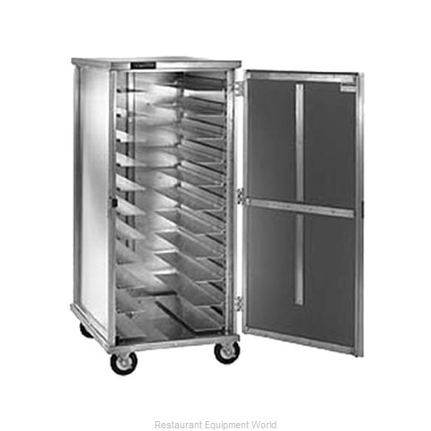 Crescor 103-UA-11D Bun Pan Rack Cabinet Mobile Enclosed