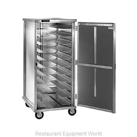 Crescor 103-UA-11D Cabinet, Enclosed, Bun / Food Pan